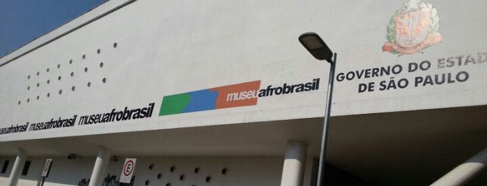 Museu Afrobrasil is one of SP - lugares.
