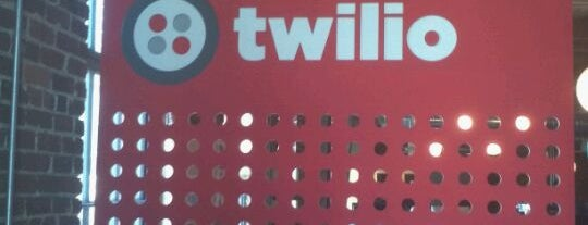 Twilio HQ is one of Silicon Valley Tech Companies.