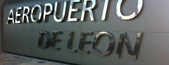 Aeropuerto de León (LEN) is one of Airports in SPAIN.