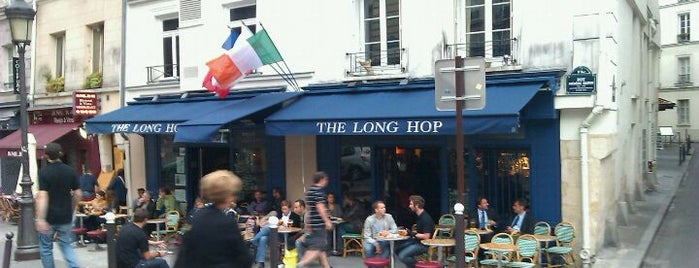 The Long Hop is one of Bars du Jeudi.