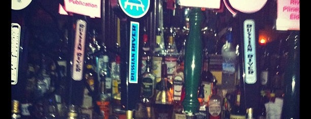 Monk's Cafe is one of Draft Mag's Top 100 Beer Bars (2012).