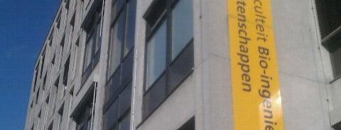 Campus Coupure   Faculteit Bio-ingenieurswetenschappen (FBW) is one of regulars.