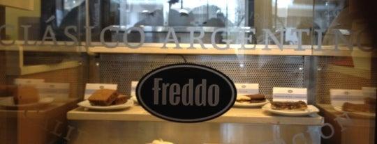 Freddo is one of ❤️🍦.