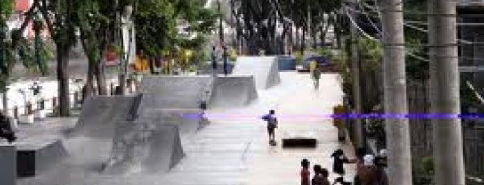 Skate & BMX is one of Sparkling Surabaya.