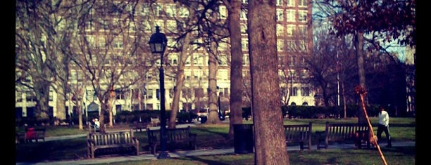 Washington Square is one of Let's get lose.