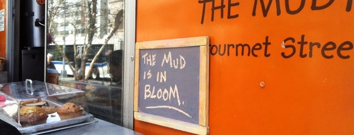 The Mud Truck is one of Hipster Coffee Shop Explosion.
