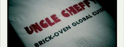 Uncle Cheffy is one of Food trips!!!.