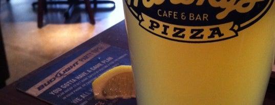 Minsky's Pizza is one of School Days.