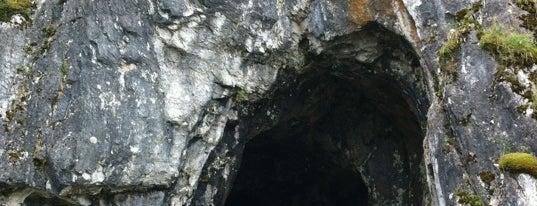 jeskyně Balcarka is one of Doly, lomy, jeskyně (CZ).