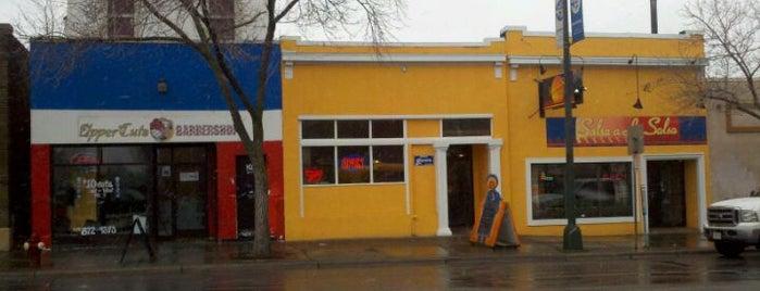Salsa a la Salsa is one of Best Mexican Restaurants.