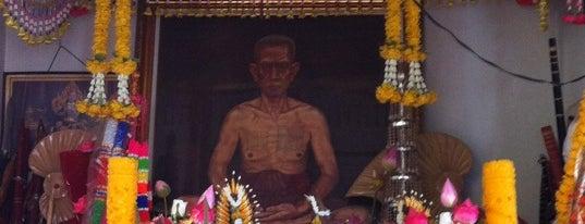 ศาลเจ้าพ่อพญาไมย is one of Holy Places in Thailand that I've checked in!!.