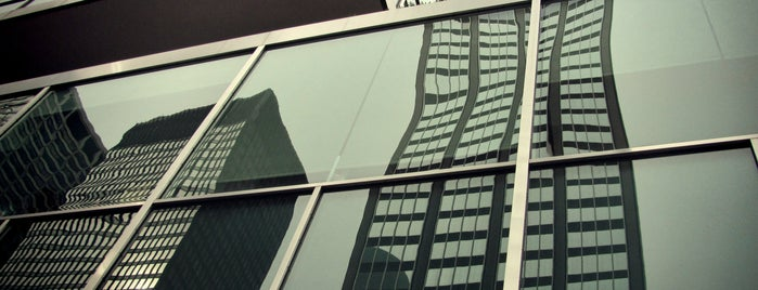 Lever House is one of NYC I see.