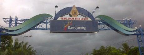 Kota Pekalongan is one of Pekalongan World of Batik.