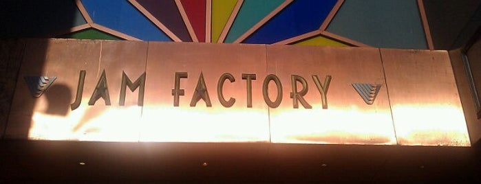 The Jam Factory is one of The Best of South Yarra.