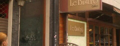 Café Le Bistró is one of De mucho us.