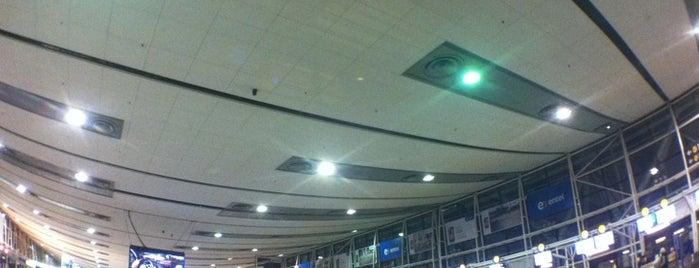 Comodoro Arturo Merino Benitez International Airport (SCL) is one of Santiago, Chile #4sqCities.