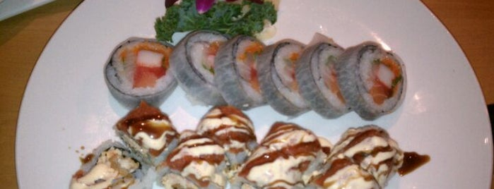 Sono is one of Must-Visit Sushi Restaurants in RDU.