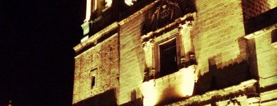 Templo de San Francisco is one of Morelia.