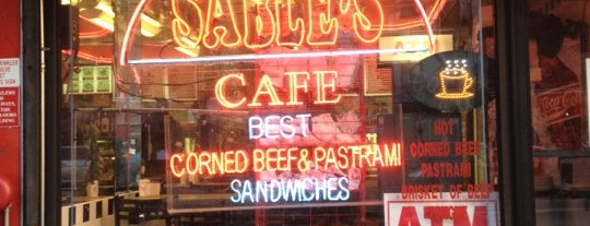 Sable's is one of NY Old Favorites.