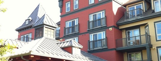 The Grand Georgian is one of Blue Mountain Resort Accomodations.