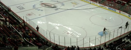 PNC Arena is one of Great Sport Locations Across United States.