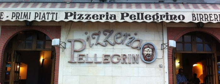 Pizzeria Pellegrino is one of Where find City Map.