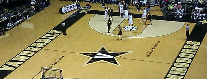 Memorial Gymnasium is one of Sporting Venues To Visit.....