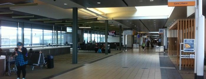 Ottawa Macdonald-Cartier International Airport (YOW) is one of World Airports.