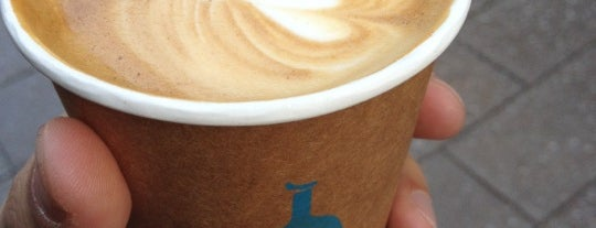 Blue Bottle Coffee is one of San Francisco | New to Town.
