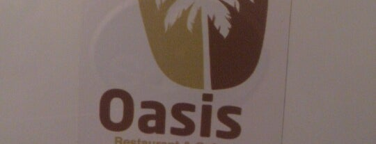 Oasis Café is one of مطاعم.