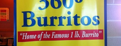 360 Gourmet Burrito is one of Cincinnati Airport.