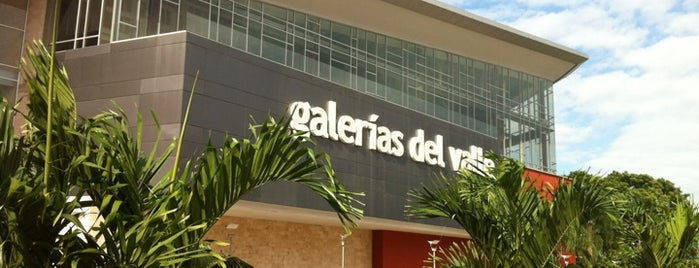 Mall Galerias del Valle is one of SPS.