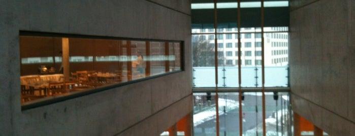 Nordische Botschaften is one of Berlin And More.