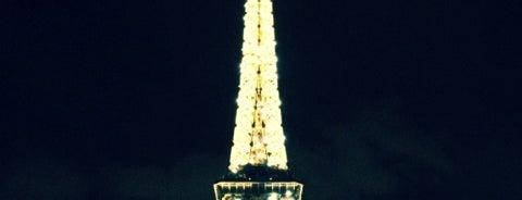 Eiffel Tower is one of Bucket List.