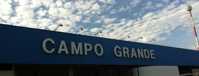Check-in Avianca is one of Aeroporto Internacional de Campo Grande (CGR).