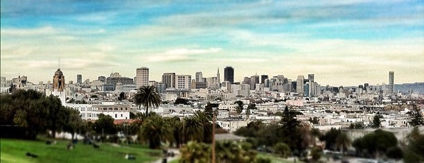 Mission Dolores Park is one of San Francisco's Best Great Outdoors - 2012.