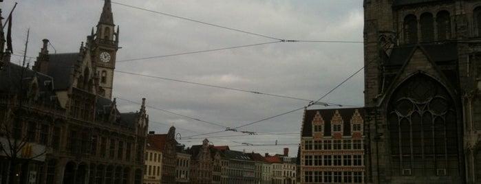Korenmarkt is one of Ghent Top Spots.