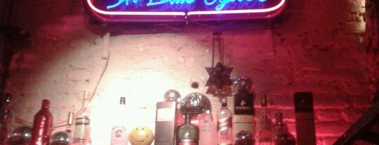The Blue Oyster Bar is one of СПб..