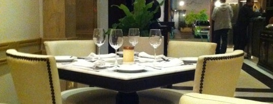 Barriott Ristorante Lounge is one of Comida en Caracas.