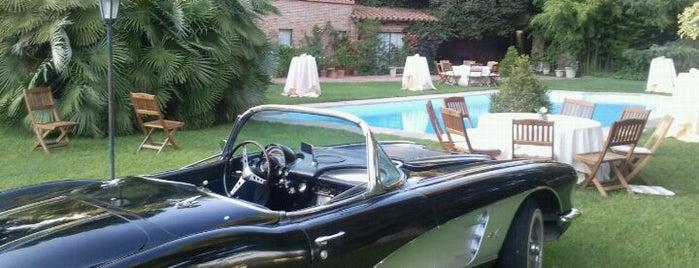 Villa Bugatti is one of Discotecas.