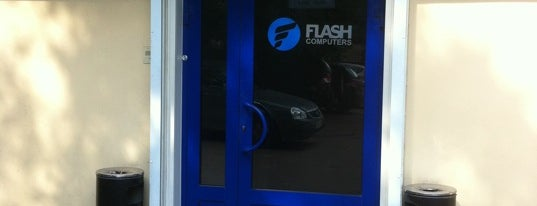 Flash Computers is one of Moscow Check-in and Newbie Special.