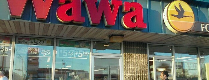 Wawa is one of Frequent Places.