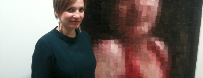 Galerie Forsblom is one of #myhints4Helsinki.
