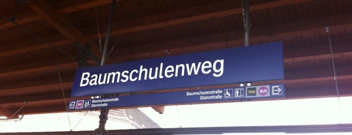 S Baumschulenweg is one of Besuchte Berliner Bahnhöfe.