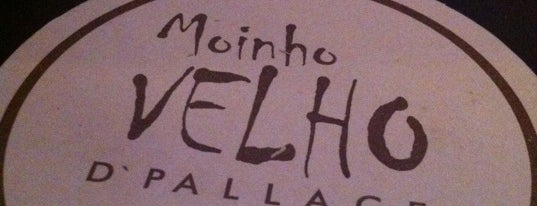 Moinho Velho is one of Restaurantes.