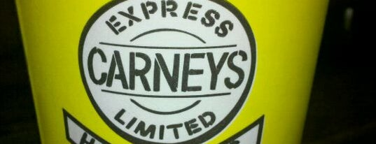 Carney's is one of Best Places to Check out in United States Pt 2.