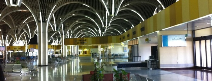 Baghdad International Airport (BGW) is one of Airports - worldwide.