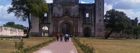 Ex Convento de Tecali de Herrera is one of Puebla #4sqCities.