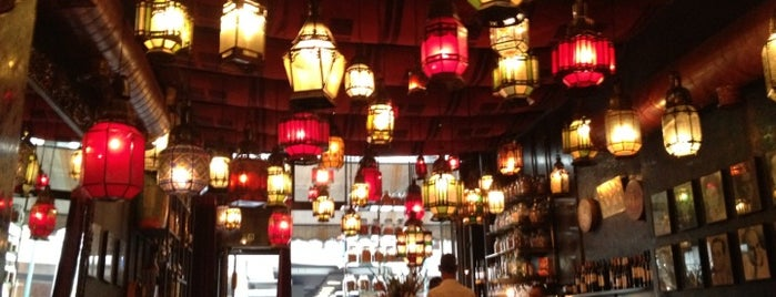 La Kasbah is one of Brussels: the insider's guide.