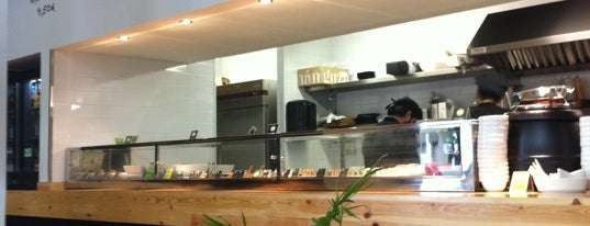 Be Sushi is one of Menu Mediodia BCN.